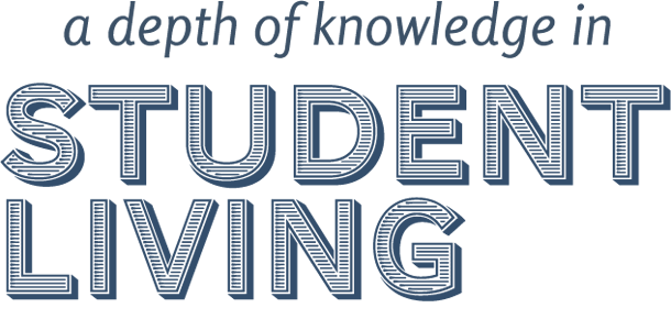 A depth of knowledge in student living