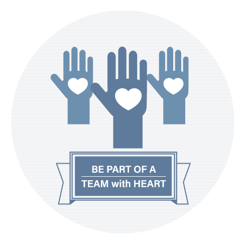 Be Part of a Team that Cares