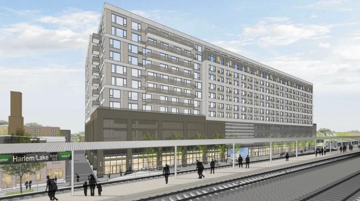 Lincoln Property Company's Development in Oak Park Officially Approved