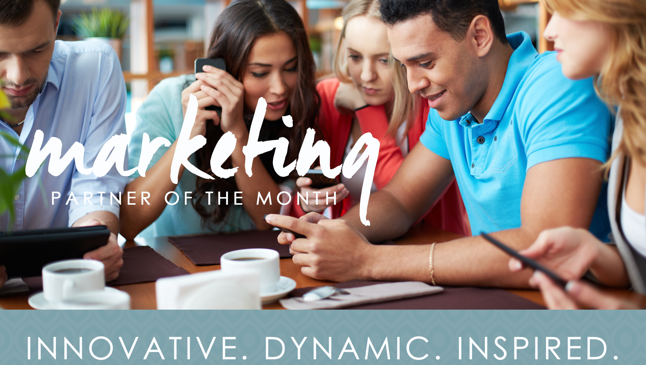 Congratulations to Contact At Once, LPC's Marketing Partner of the Month!