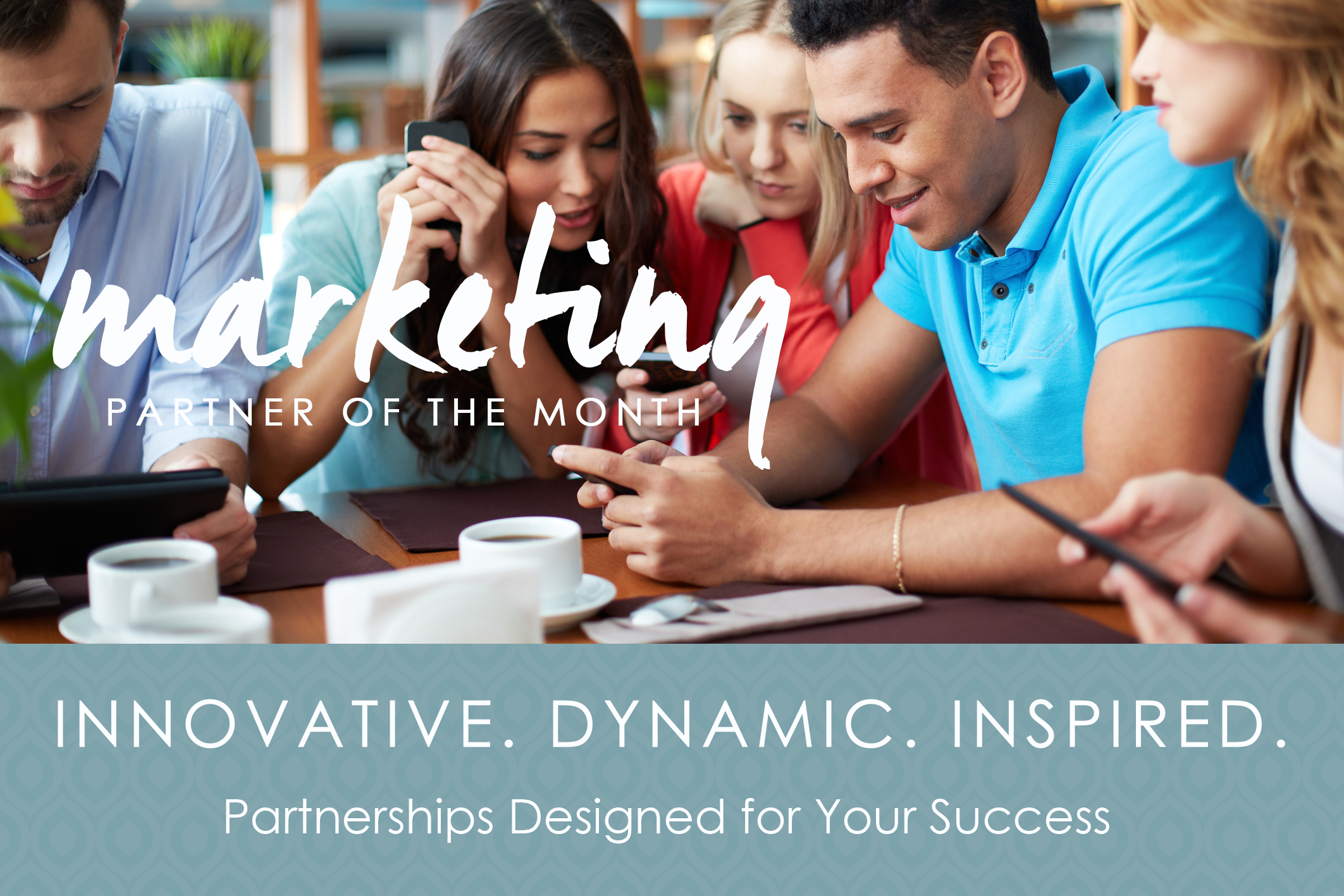 Congratulations to Modern Message, LPC's Marketing Partner of the Month