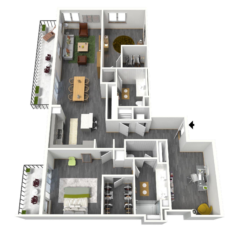lincoln property company properties seven west dtla los angeles ca