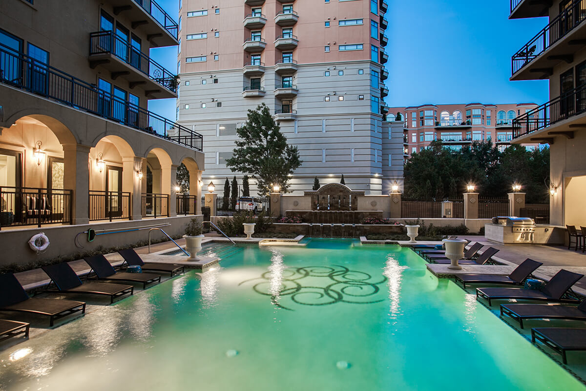 Lincoln Property Company Properties Cantabria At Turtle Creek