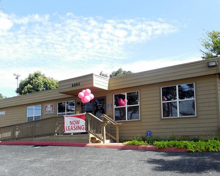 Lincoln Property Company Properties Oak Terrace San