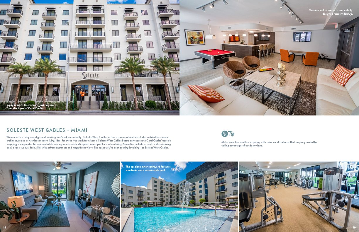 Apartments For Rent | Look Book | Lincoln Apts