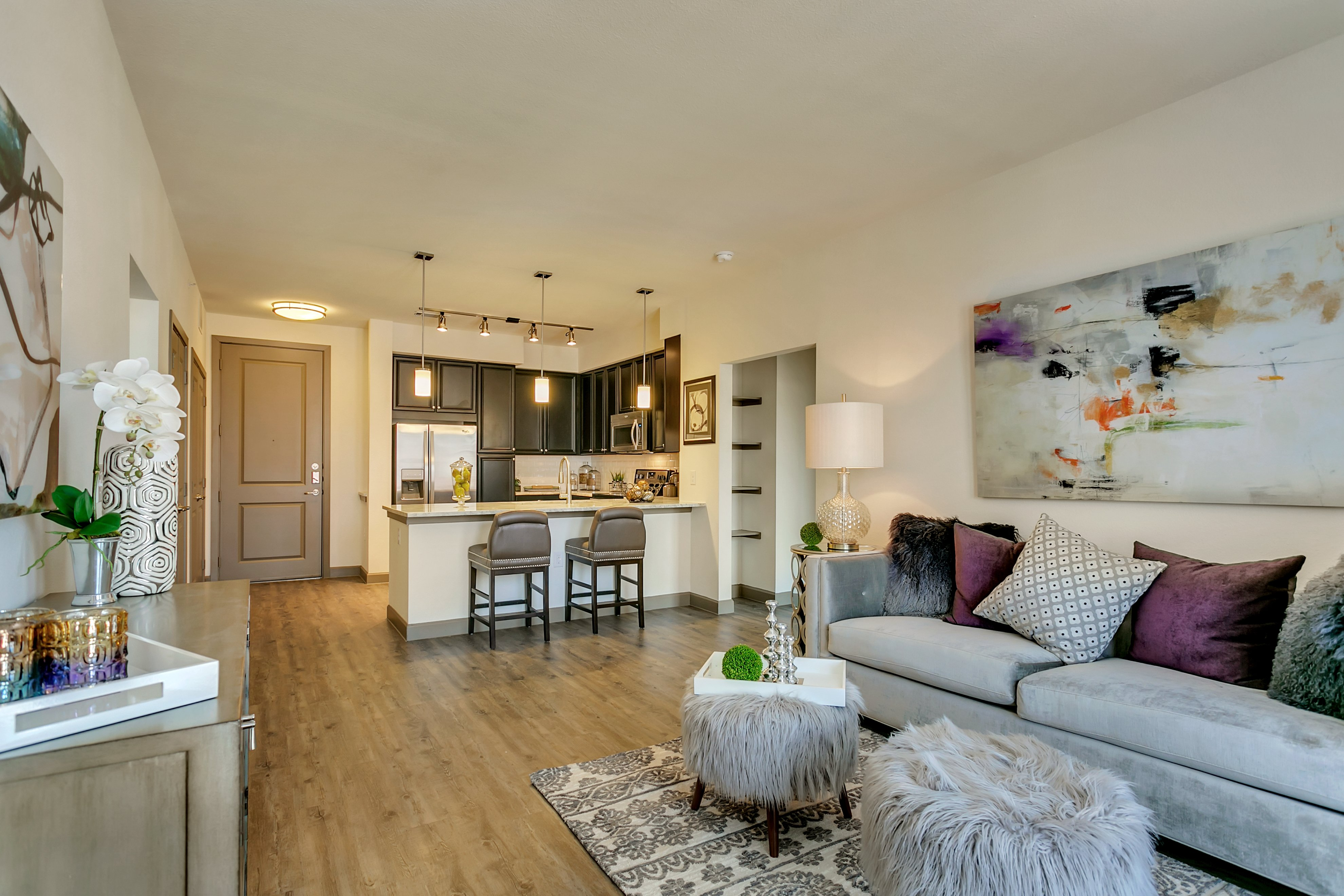 Lincoln Property Company - Properties - Mckinney Village At The ...
