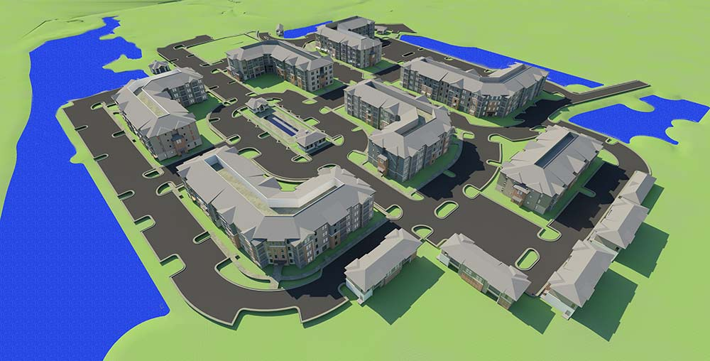 Lincoln Property Company Properties Haven At Indigo Square Mount