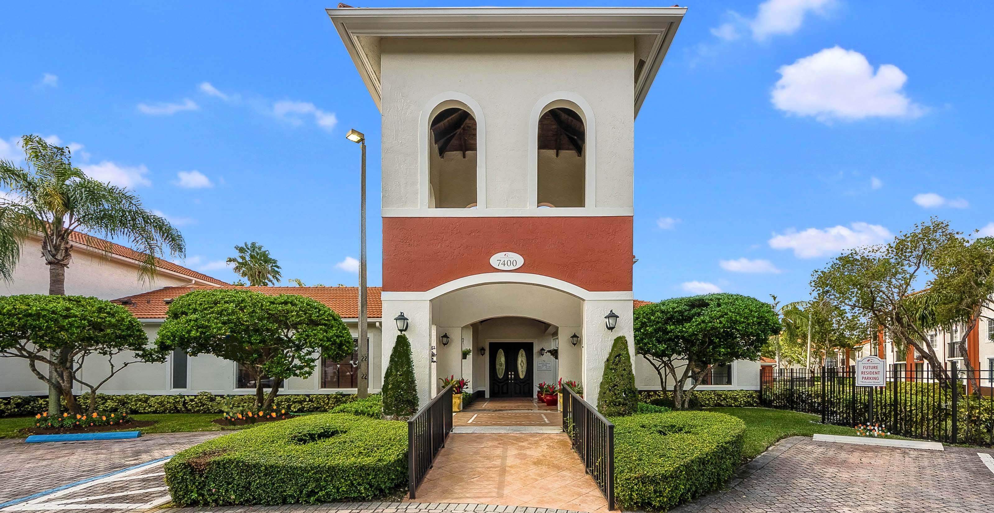 Sunset Gardens Apartments In Kendall Miami Fl