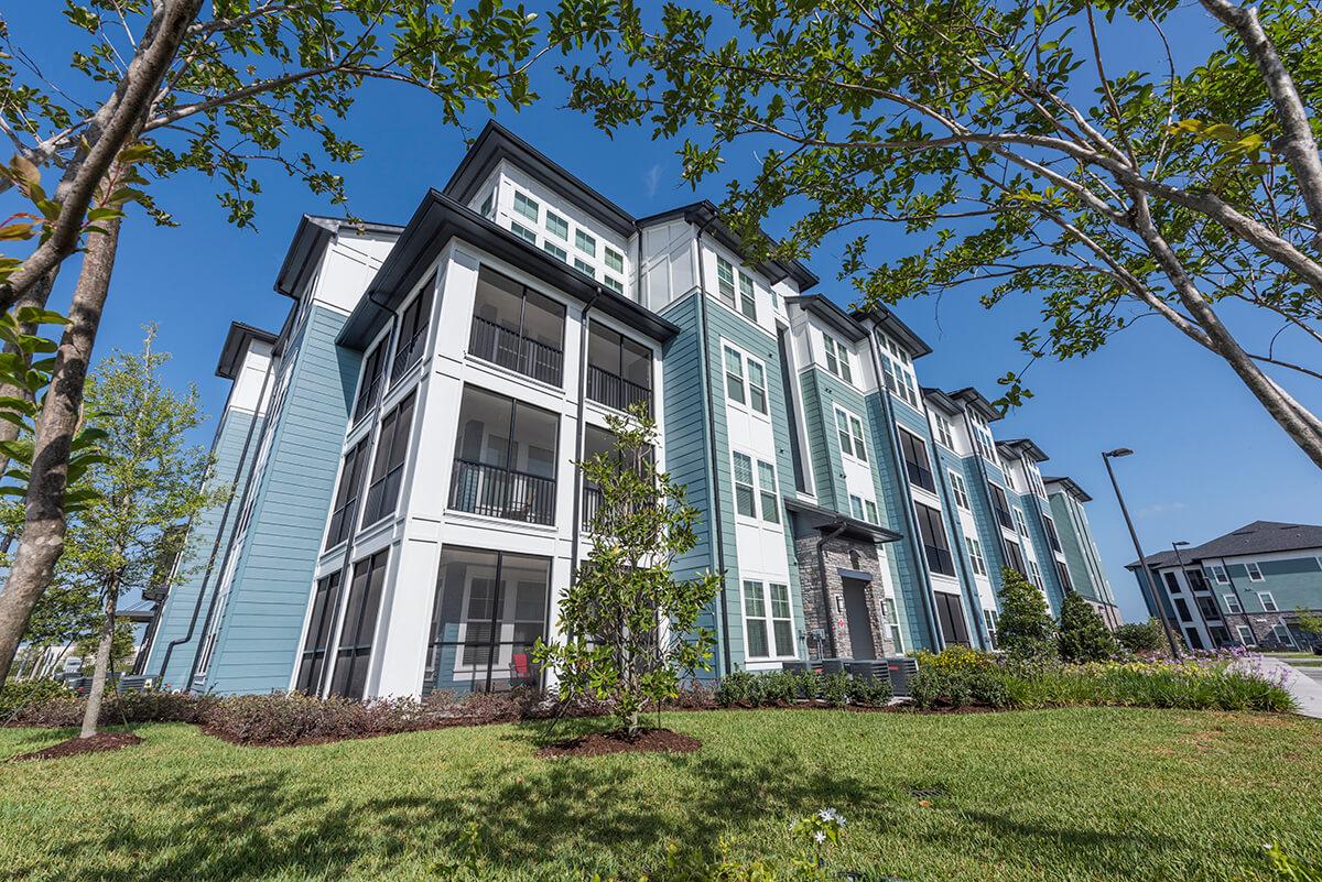 Lincoln Property Company Properties The Addison Orlando Fl